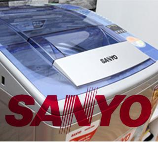 Bảng mã lỗi máy giặt Sanyo