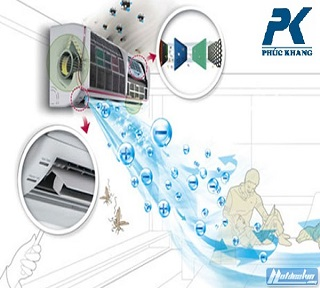 Bảo trì và vệ sinh máy lạnh quận 12 - Vệ sinh máy lạnh tại nhà