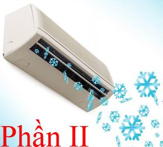Vệ sinh máy lạnh: Các thao tác vệ sinh máy lạnh an toàn (Phần II)
