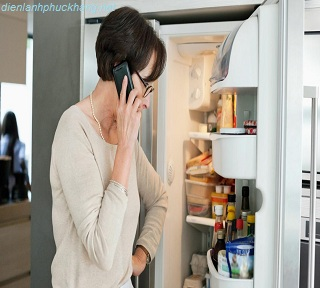 Các hư hỏng thường gặp của tủ lạnh Panasonic