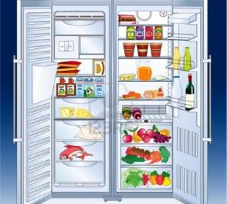 Chi tiết cấu tạo tủ lạnh