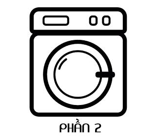 Sửa máy giặt: Những lỗi thường gặp và cách khắc phục (Phần 2)