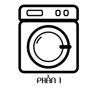 Sửa máy giặt: Những lỗi thường gặp và cách khắc phục (Phần 1)