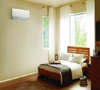 Nên gắn máy lạnh theo tiêu chí nào để phù hợp với phòng ngủ??