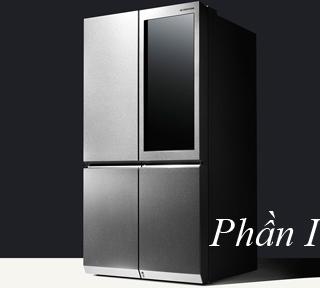 Sửa tủ lạnh: Nguyên nhân và cách khắc phục (phần I)