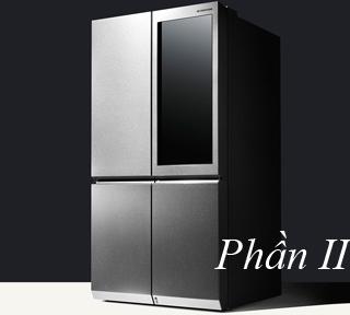 Sửa tủ lạnh: Nguyên nhân và cách khắc phục (phần II)