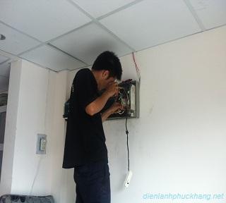 Sửa máy lạnh Panasonic chuyên nghiệp tại quận gò vấp, quận 12