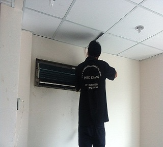 Sửa máy lạnh Toshiba chuyên nghiệp tại quận gò vấp, quận 12