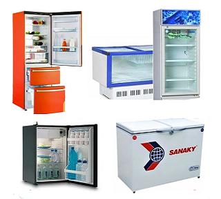 Tổng hợp kiến thức cần biết về tủ lạnh, tủ mát, tủ đông (Phần 2)