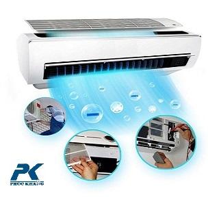 Bảo trì và vệ sinh máy lạnh quận Gò Vấp - Vệ sinh máy lạnh tại nhà